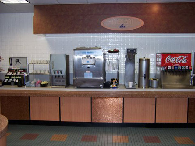 Tsn Manufacturing Custom Commercial Counters Kiosks