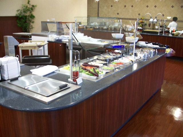 Picture Of Salad Bar